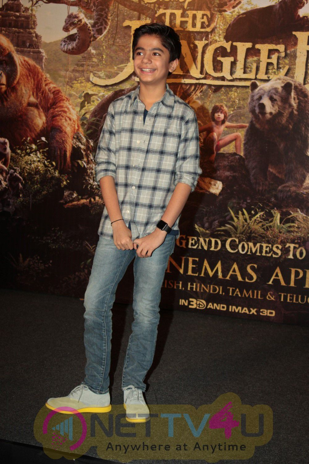 Jungle Book Press Conference & Exclusive Footage Screening Photos