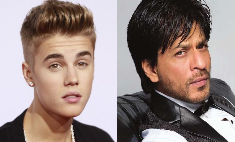 Justin Bieber Copied Bollywood Actor Shah Rukh Khan?