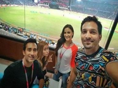 Jwala Gutta Spotted With Harshavardhan!
