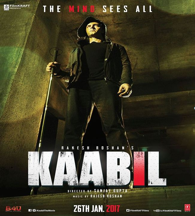 Kaabil Motion Poster Released!