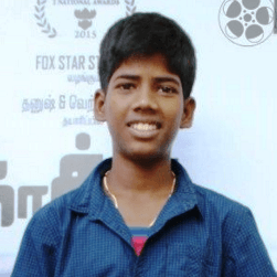 Kaaka Muttai Vignesh Tamil Actor