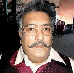 Kaizaad Kotwal Hindi Actor