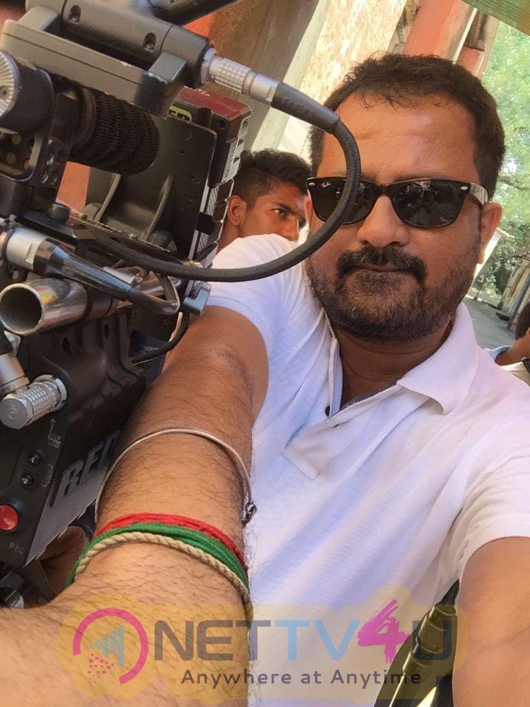 Kallatam Tamil Movie Working Photos