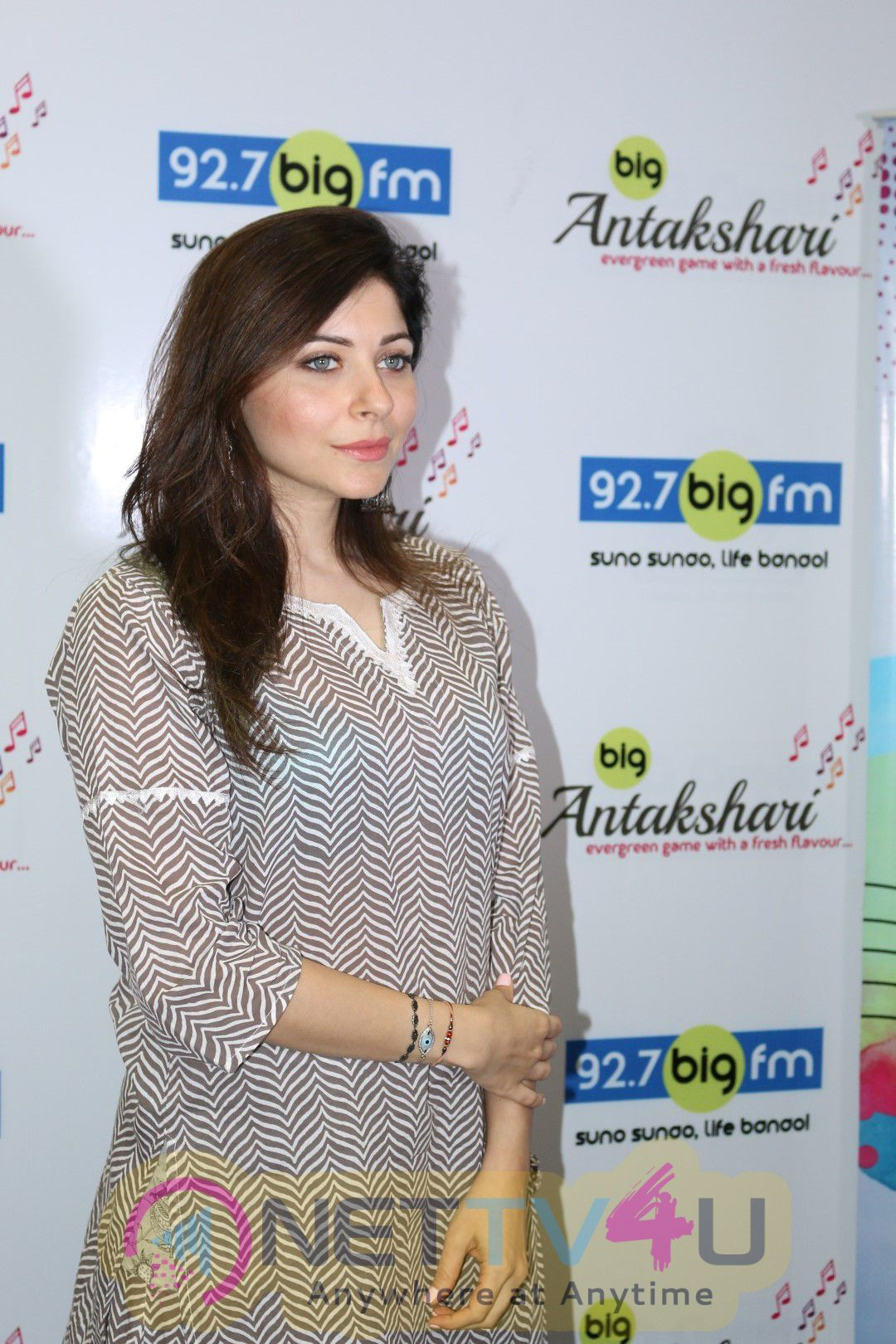 Kanika Kapoor Launch Evergreen Super Hit Game Of Antakshri On Big FM Stills