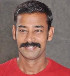 Karate Raja Tamil Actor