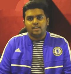 Kashif Rafique Tamil Actor