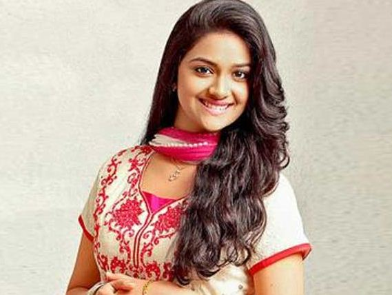 Keerthy Suresh Fears To Compete With This Actor…