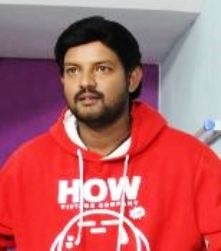 Koti Kiran Telugu Actor