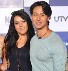 Krishna Shroff To Direct Her Brother?