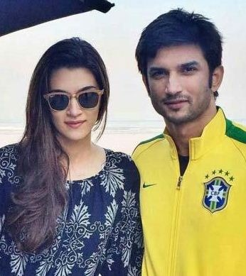 Kriti Sanon And Sushant In A Relationship!