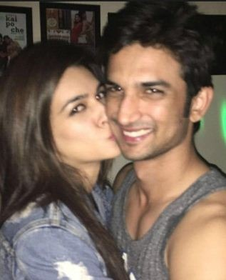 Kriti Sanon Slams The Rumors Of Dating Her Co-star Sushant!