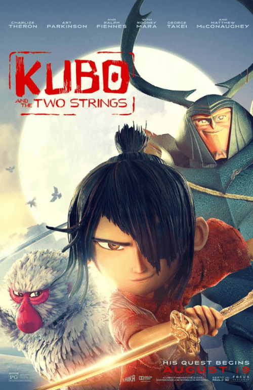 Kubo And The Two Strings Movie Review English Movie Review