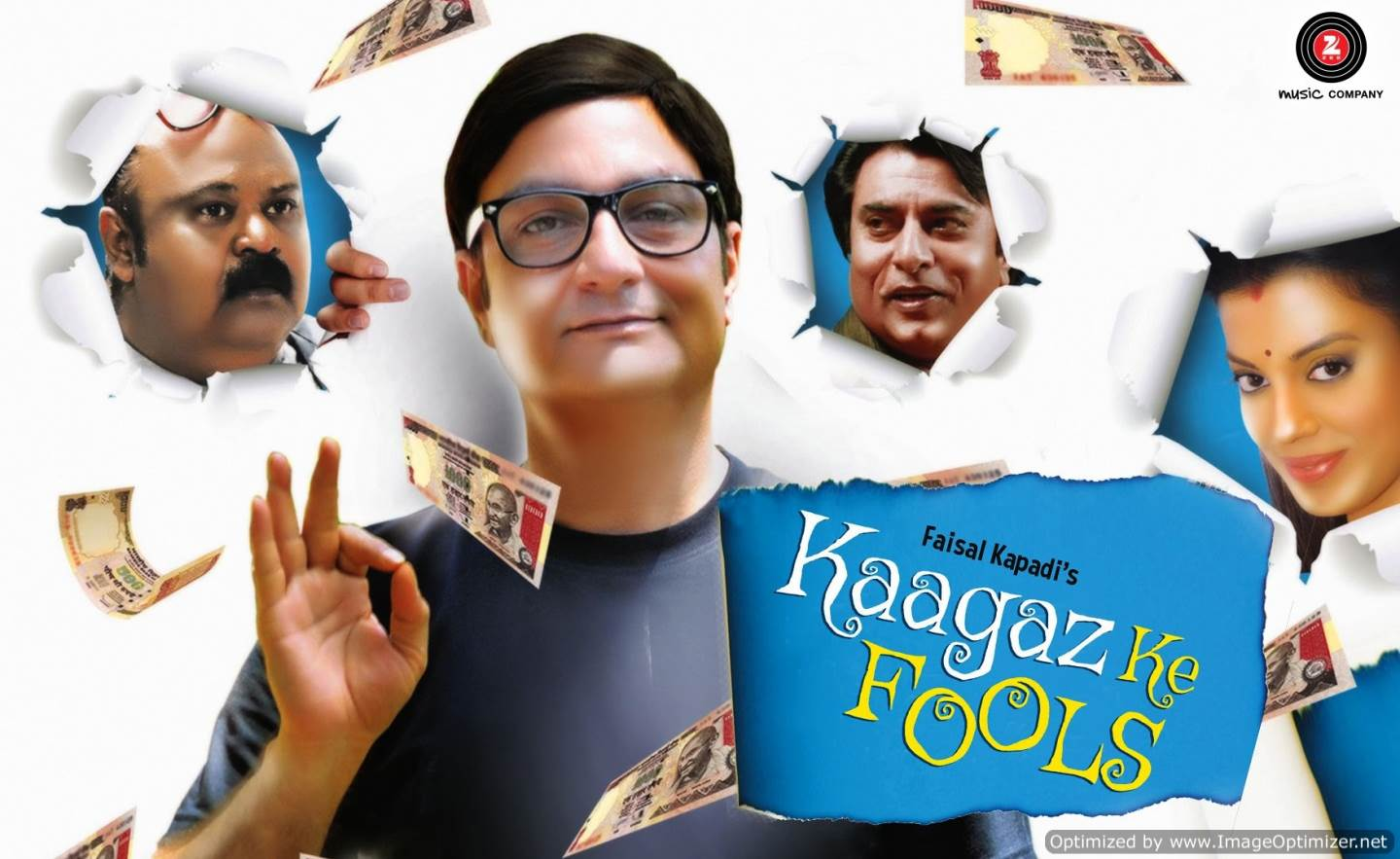 Kaagaz Ke Fools Movie Review Hindi