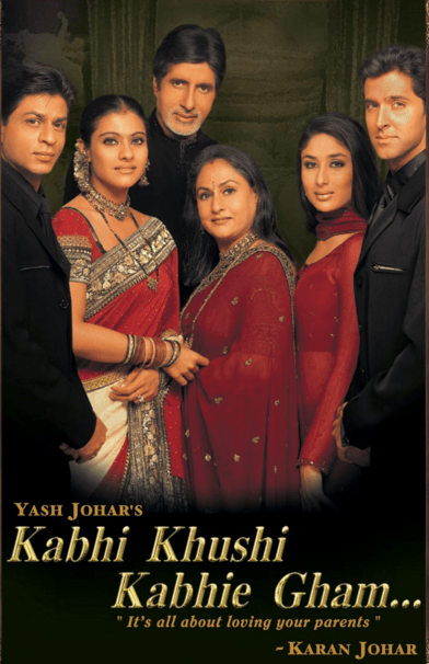 Kabhi Kushi Kabhie Gham Movie Review Hindi Movie Review