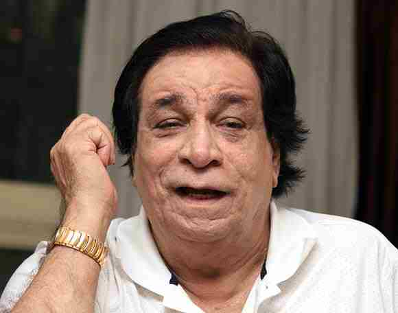 Kader Khan Is Delighted With Director Fauzia Ar..