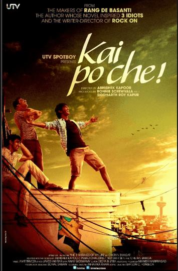 Kai Po Che Movie Review Hindi Movie Review