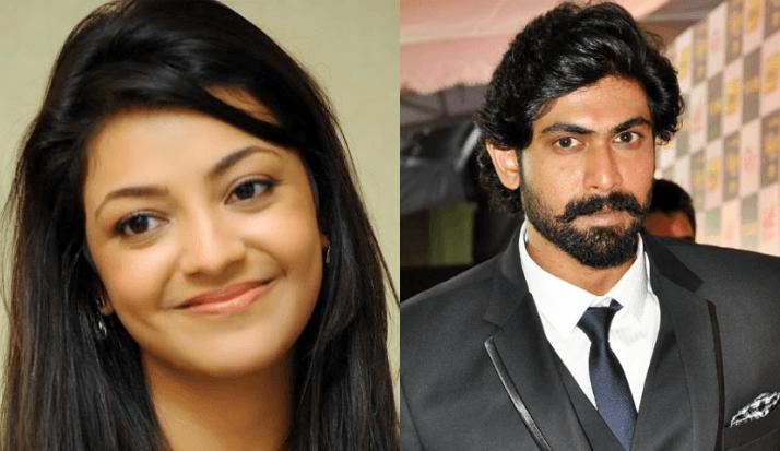 Kajal To Star In Rana And Teja's New Venture?