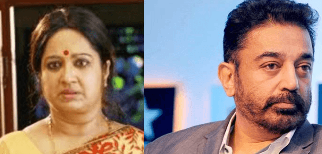 Kamal Hassan Is Disturbed On Kalpana demise