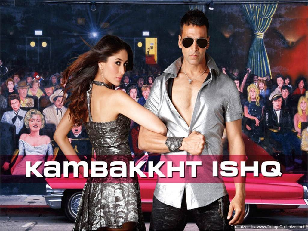 Kambakkht Ishq Movie Review Hindi