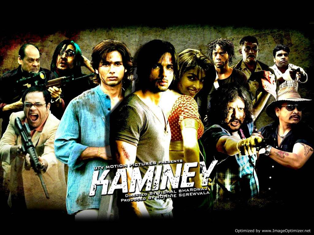 Kaminey Movie Review Hindi