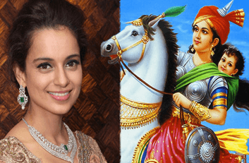 Kangana Ranaut As Patriot