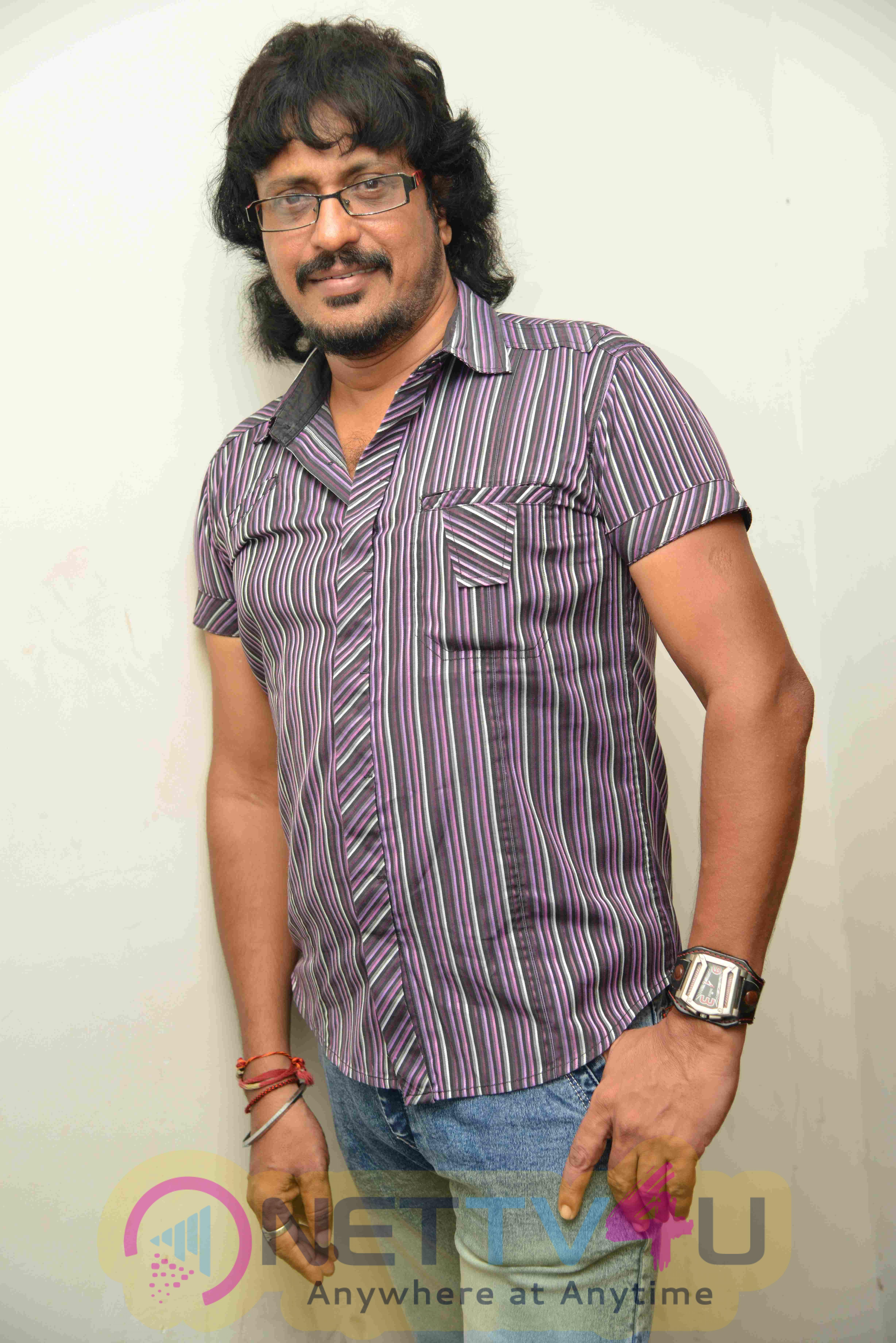 Kannada Movie Rasapuri Film Audio Release Stills