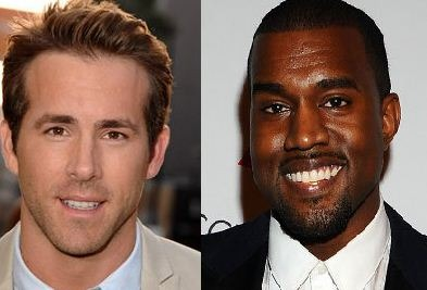 Kanye West Spoofed By Ryan Reynolds!
