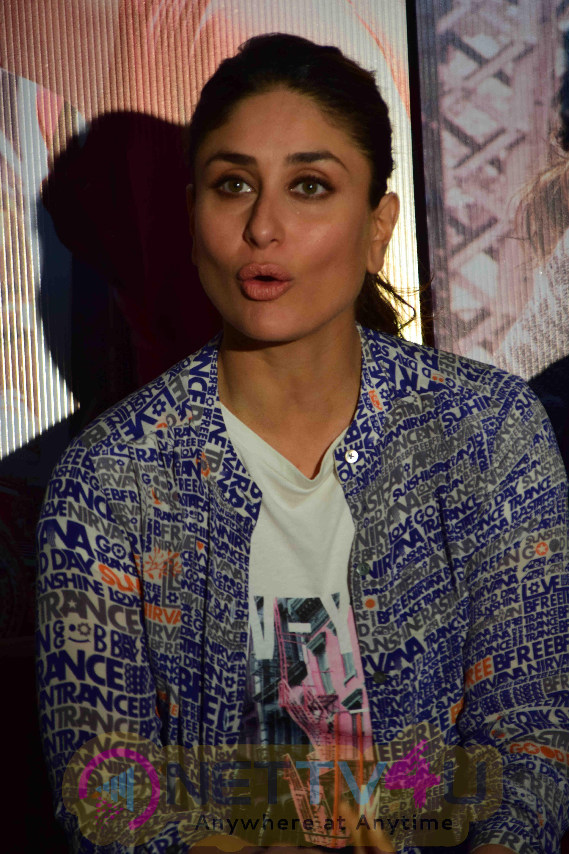 Kareena And Arjun At Ki And Ka At Mehboob Studios Press Conference Photos   Hindi Gallery