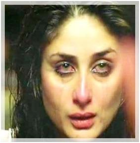 Kareena Kapoor As A Schizophrenic Patient In He..