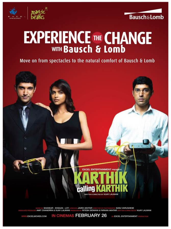 Karthik Calling Karthik Movie Review Hindi