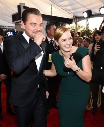 Kate Winslet Suggests Leonardo To Get Married!
