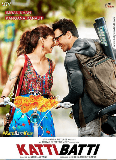 Katti Batti Movie Review Hindi
