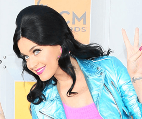 Katy Perry At 2016 ACM Awards