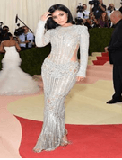 Kaylie Jenner Bleeds At The Met Gala