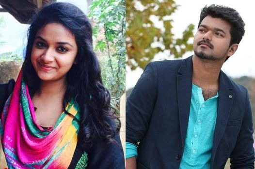 Keerthy Suresh Bagged The Opportunity To Romance Vijay!