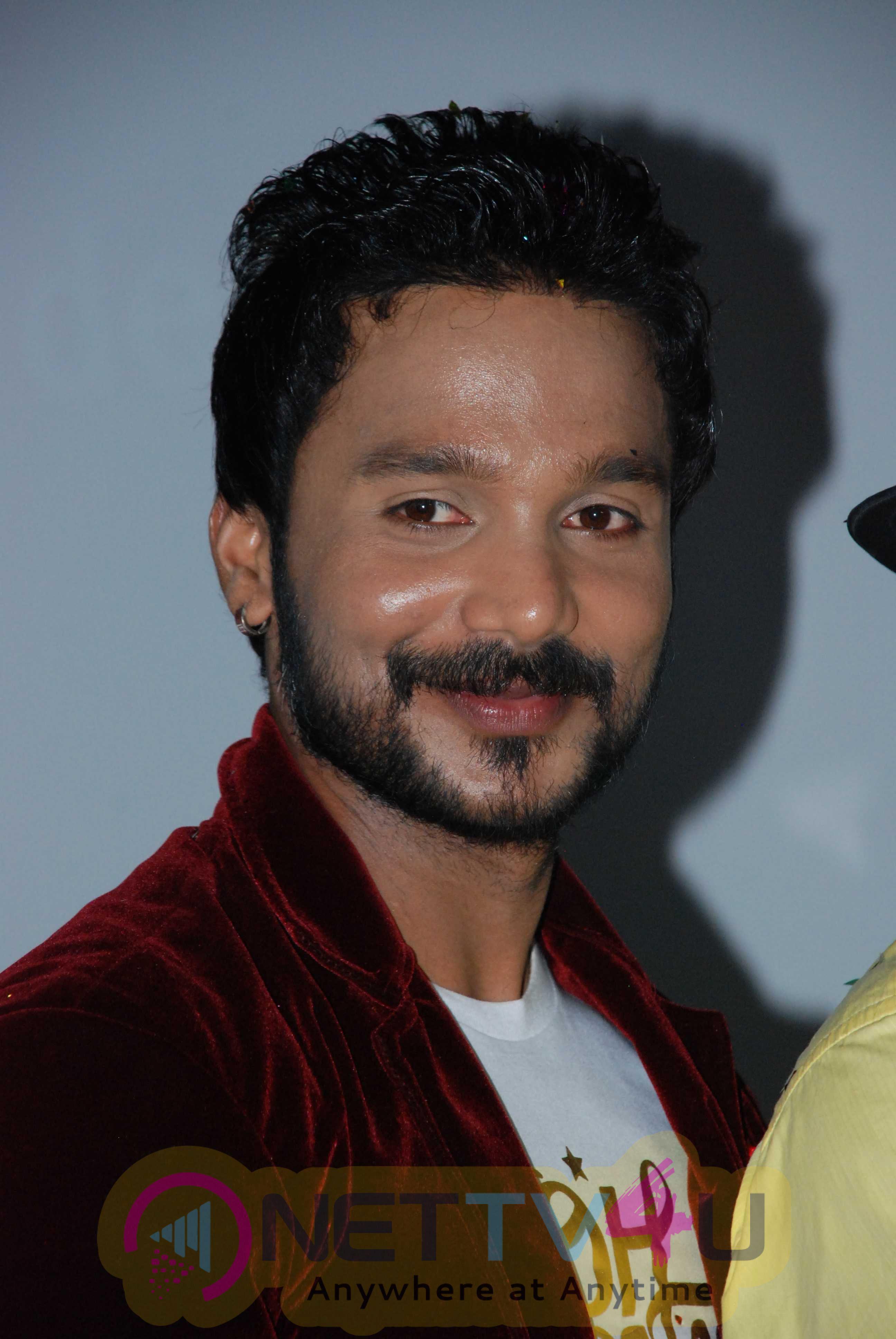 Khanana Kannada Film Press Meet Photos