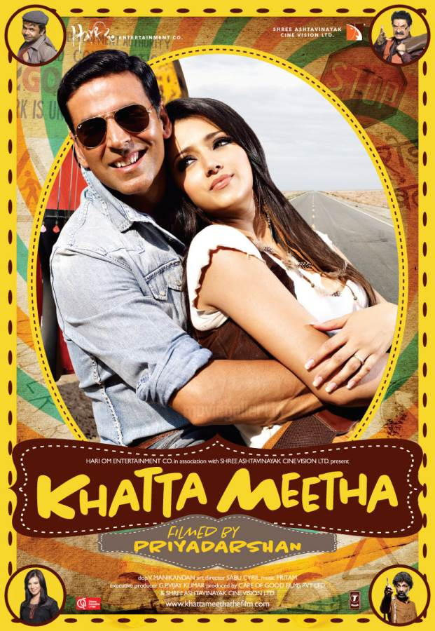 Khatta Meetha Movie Review Hindi
