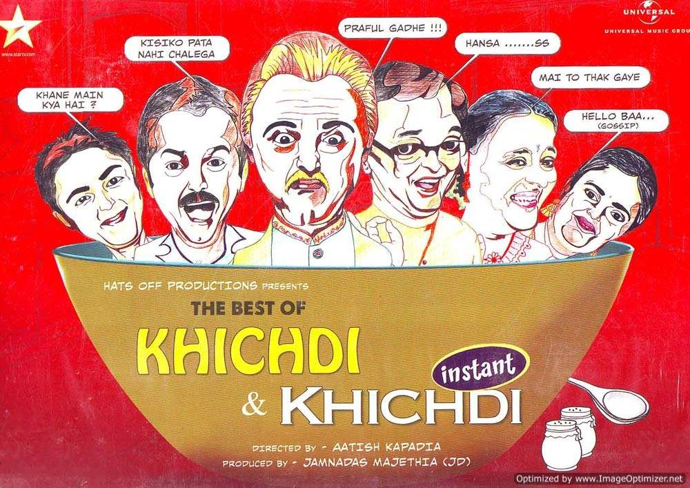 Khichdi: The Movie Review