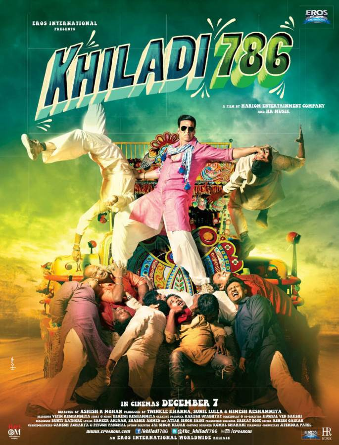 Khiladi 786 Movie Review Hindi