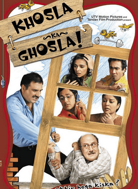 Khosla Ka Ghosla Movie Review Hindi Movie Review