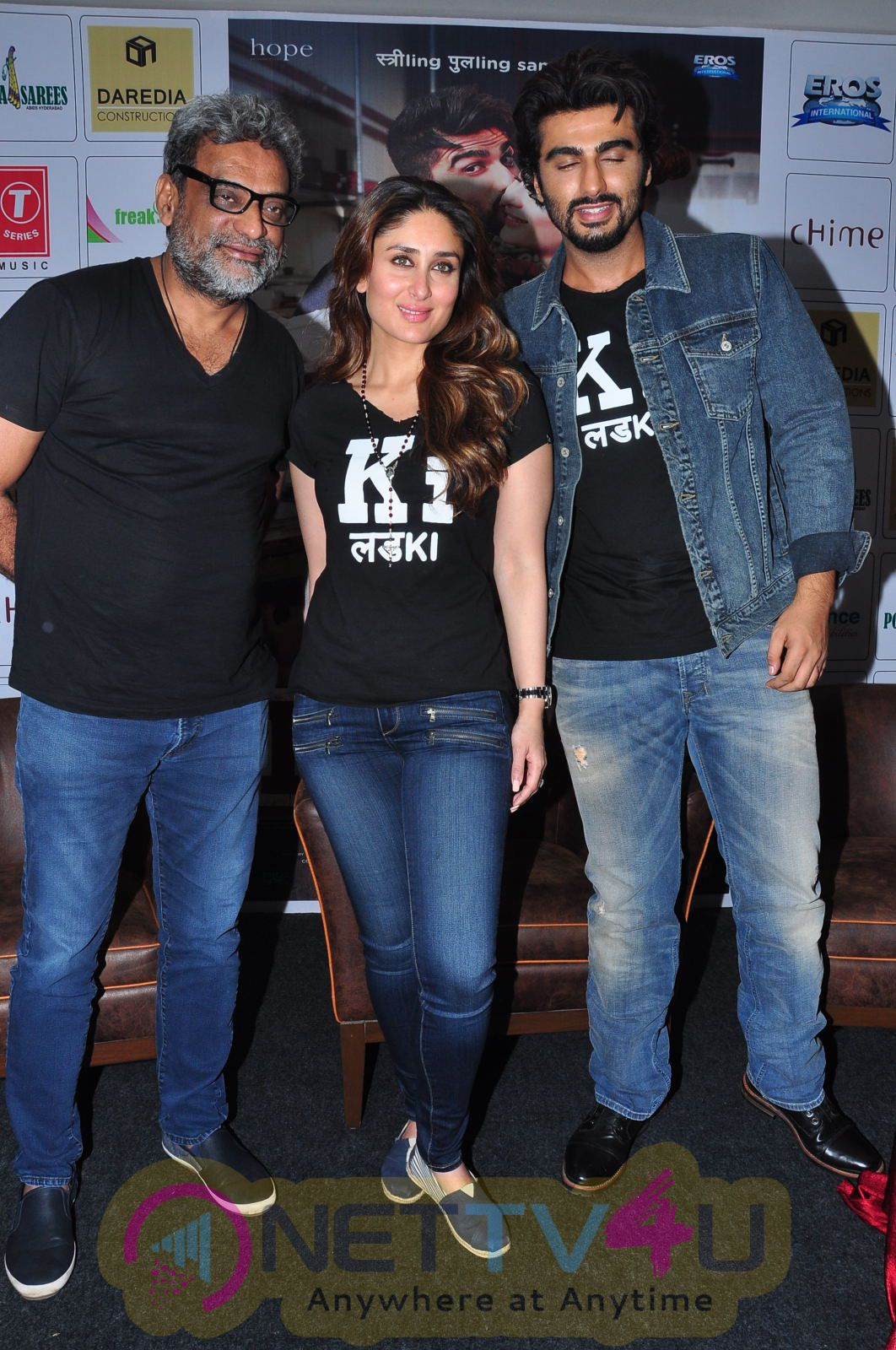 Ki & Ka Movie Press Meet Latest Stills & Kareena Kapoor Photos
