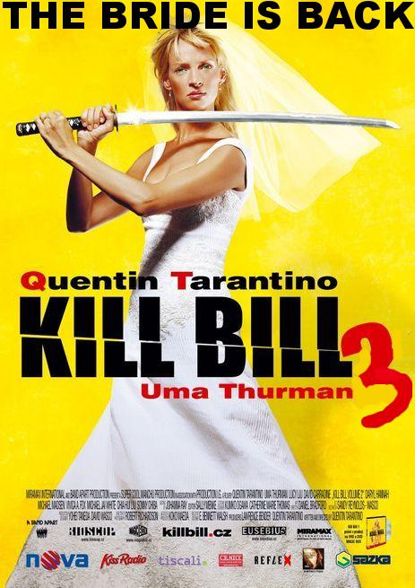 Kill Bill: Vol. 3 Movie Review English