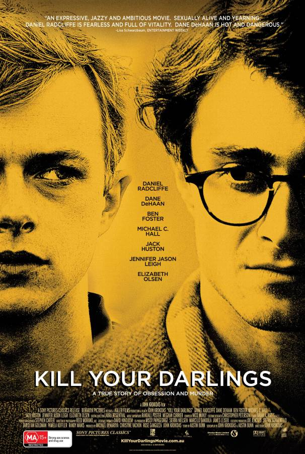 Kill Your Darlings Movie Review English
