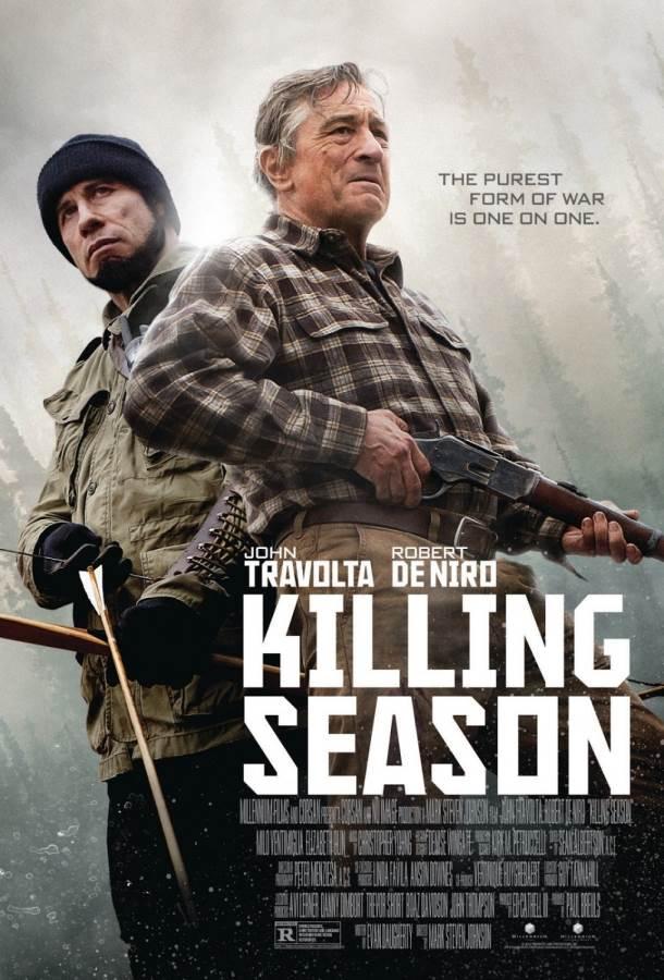 Killing Season Movie Review English
