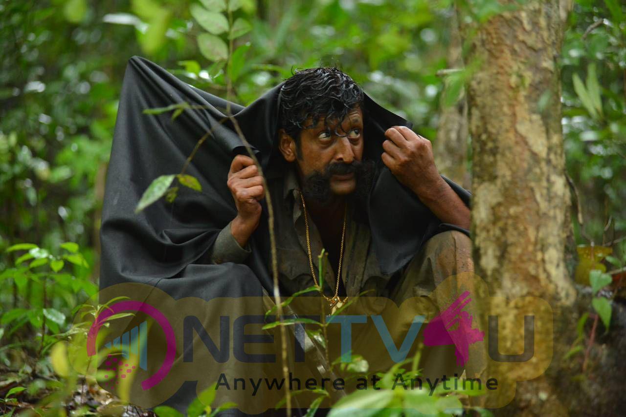 Killing Veerappan Tollywood Movie Stills