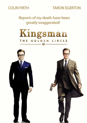 Kingsman: the golden circle Movie Review