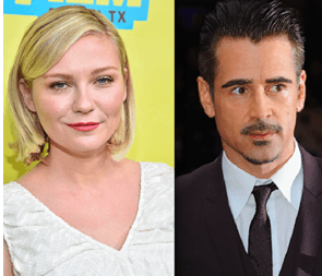 Kirsten Dunst And Colin Farell Dating?