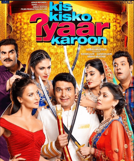 Kis Kisko Pyar Karoon Movie Review Hindi