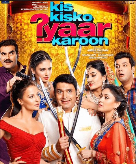 Kis Kisko Pyar Karoon Movie Review Hindi