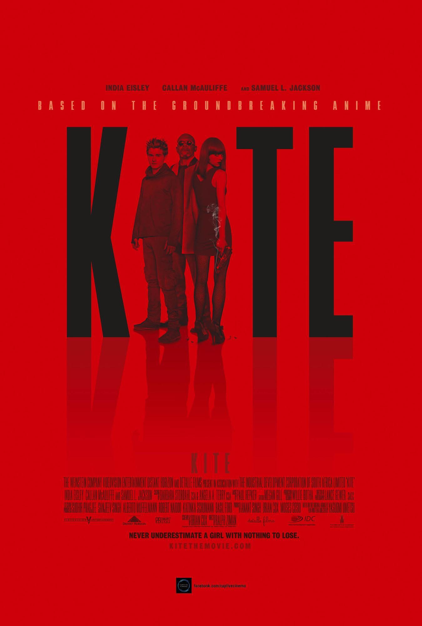 Kite Movie Review English